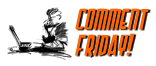 Comment Friday at Blog about your Blog