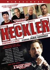 Jamie Kennedy Heckler DVD Cover